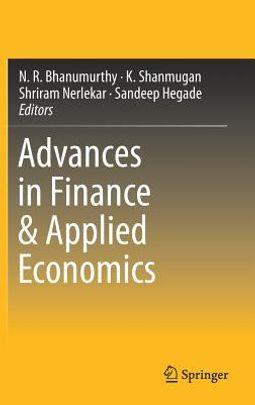 Advances in Finance & Applied Economics