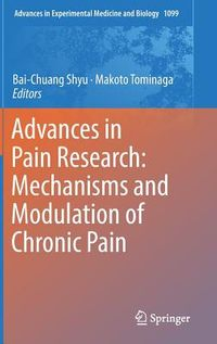 Advances in Pain Research