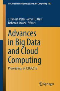 Advances in Big Data and Cloud Computing