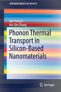 Phonon Thermal Transport in Silicon-based Nanomaterials