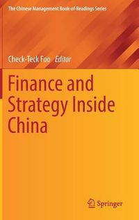 Finance and Strategy Inside China