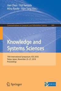 Knowledge and System Sciences