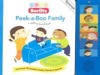 Baby Berlitz Peek-a-boo Family Spanish Talking