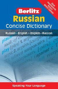 Berlitz Russian Concise Dictionary
