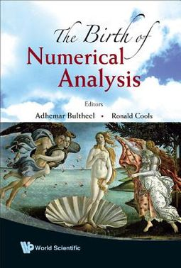 The Birth of Numerical Analysis
