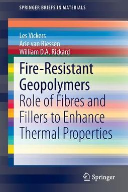 Fire-Resistant Geopolymers