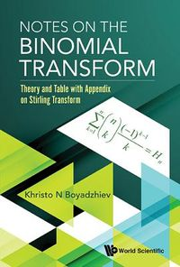 Notes on the Binomial Transform