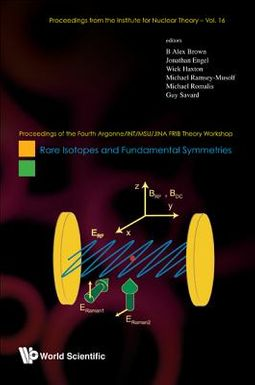 Rare Isotopes and Fundamental Symmetries